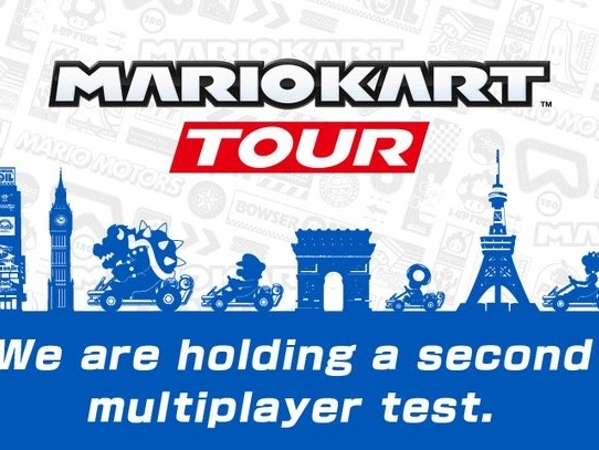 A Second 'Mario Kart Tour' Multiplayer Beta Test is Coming and it Won't Require a Gold Pass to Play