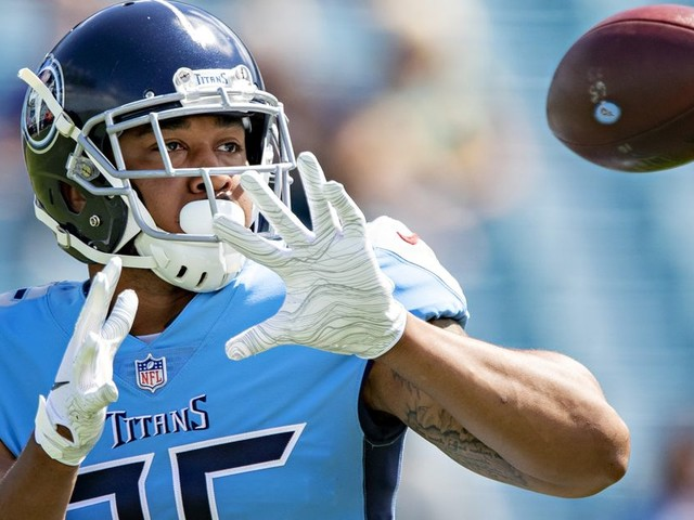 Mycole Pruitt is no Delanie Walker, but he can go OFF for the Titans