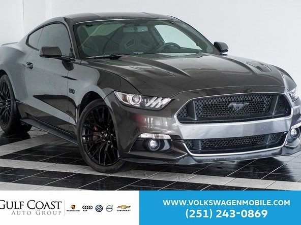 2015 Ford Mustang--GT