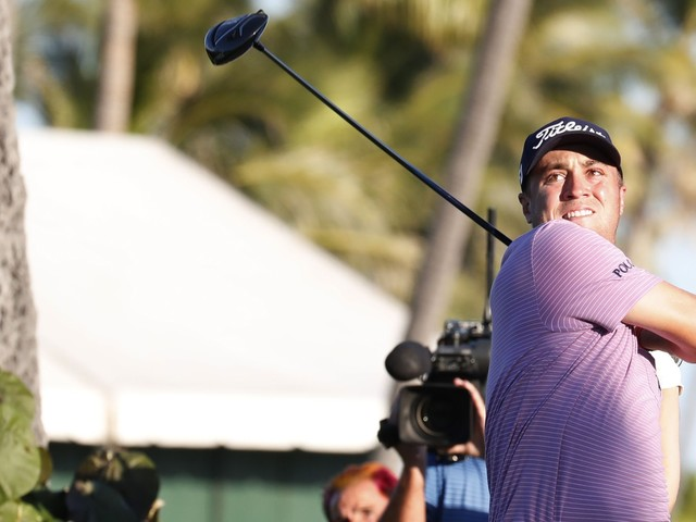 Pro golfers in Hawaii freaked out by false ballistic missile alert