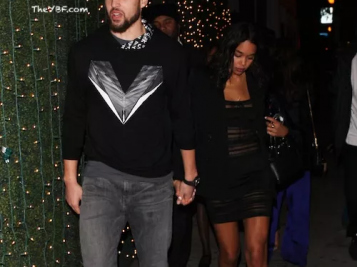 Wait, So The Internet Claims Klay Thompson & Laura Harrier Broke Up?