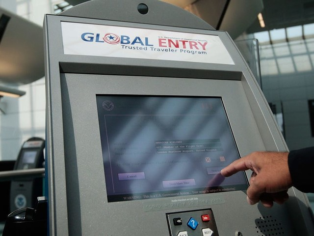 11 travel rewards credit cards that will reimburse your Global Entry or TSA PreCheck application fee every 4 years