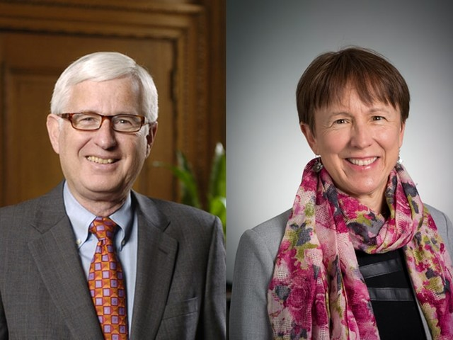 Gilman, Roeder Named 2020 AAAS Fellows