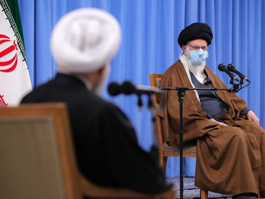 In Major Nuke Deal Breakthrough, Biden Tells Iran 'We're Ready For EU-Sponsored Talks'