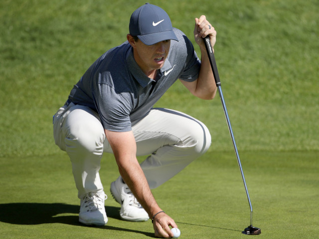 Brilliance, inconsistency highlight McIlroy, Thomas' opening Genesis rounds