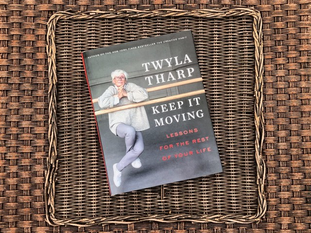 Dance Icon Twyla Tharp Says Keep Moving — No Matter How Old You Are