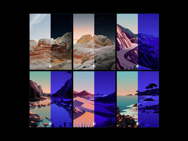 Download the new iOS 14.2 wallpapers for your devices right here