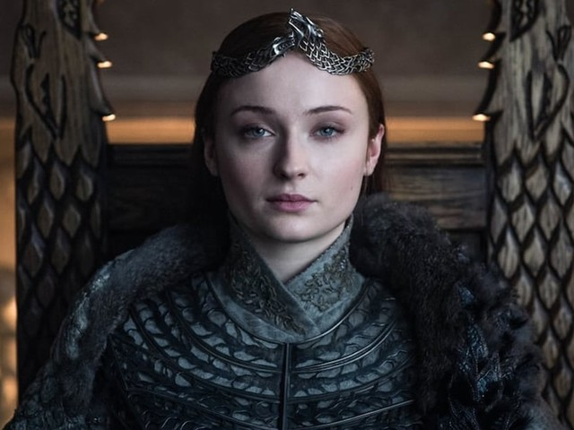 Even Sophie Turner Had a Different Ending in Mind For Game of Thrones