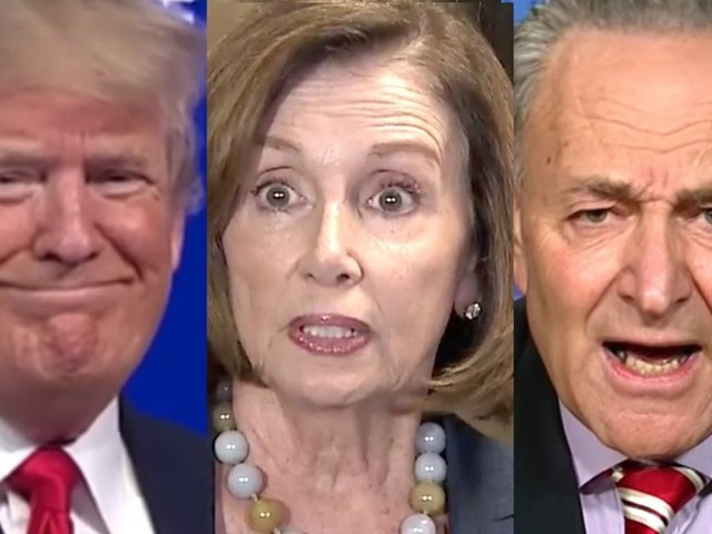 Breaking: House passes funding bill — with billions in border wall funding Dems refuse to pass