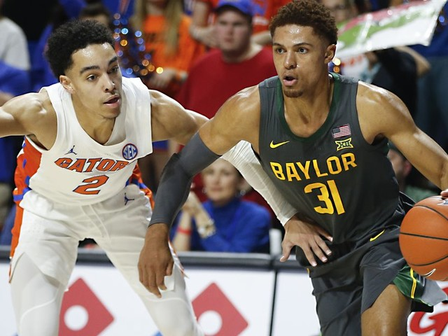 NCAA men's basketball rankings: Baylor holds on to top spot in quiet week