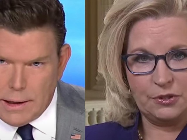 Bret Baier grills Liz Cheney and she goes after Fox News in her first live interview since being ousted from leadership