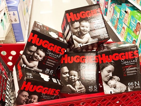 Huggies Special Delivery Super Pack Diapers JUST $13.99 Each at Target (Reg $22)