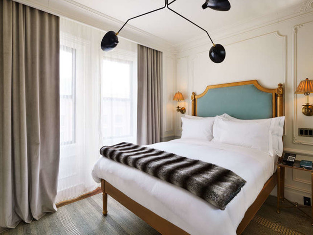 Your Best Sleep Ever: Make Your Bed at Home Like a 5-Star Hotel