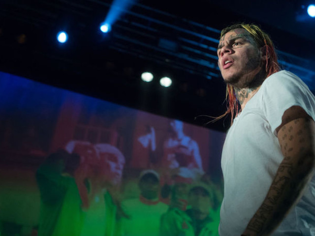Lawyer for 6ix9ine's Alleged Kidnapper Says Rapper Faked the Incident