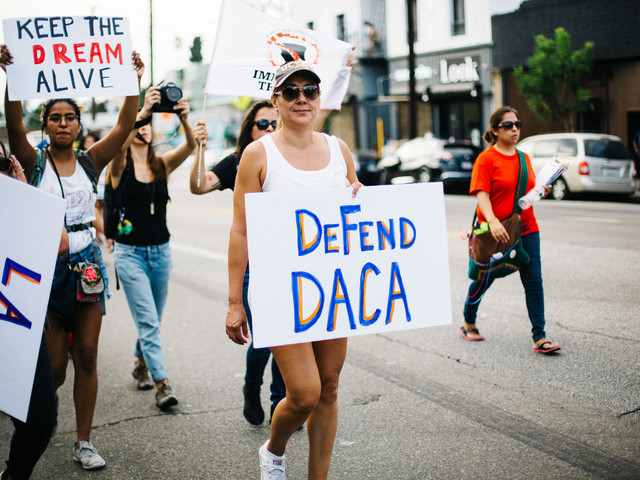 We'll Learn More Today About What's Next For DACA