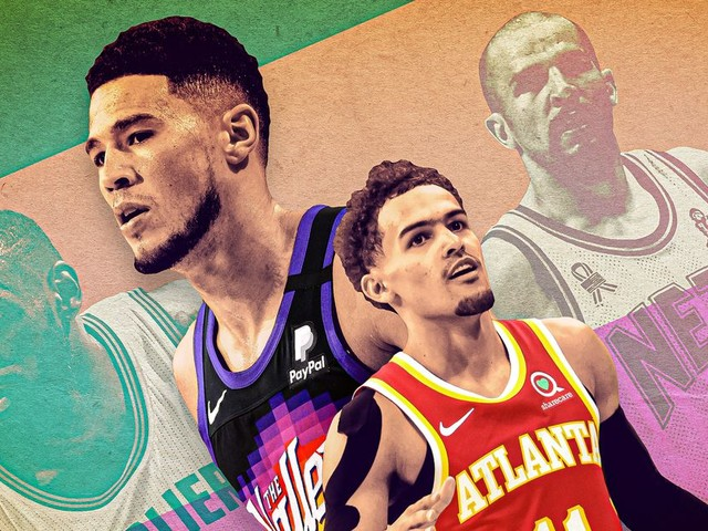 Would the Hawks and Suns Be the Most Improbable NBA Finalists?