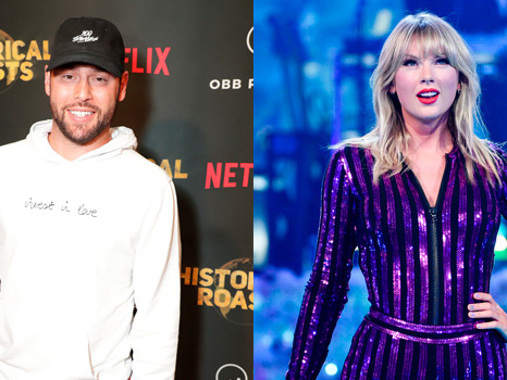 Scooter Braun Seemingly Jokes About His Feud With Taylor Swift: It's 'Taken A Toll' On Me