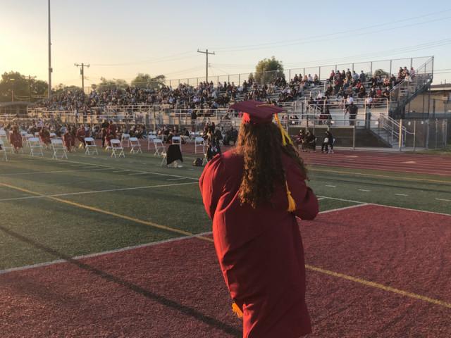 High school seniors call 2021 graduation surreal, overwhelming, sentimental
