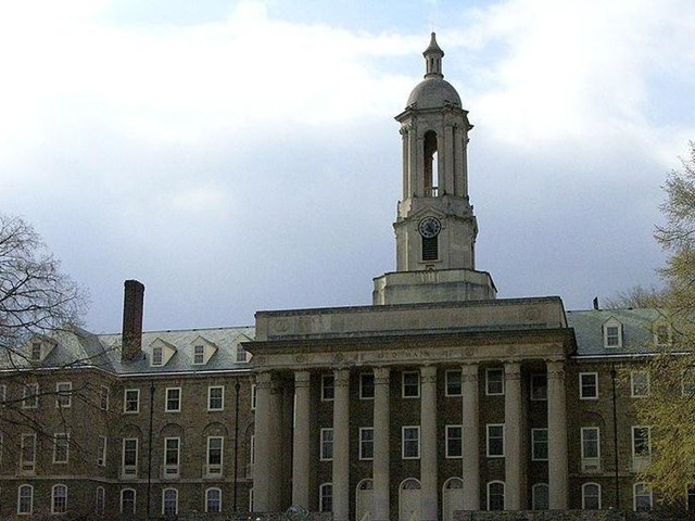 Penn State professor blasts conservative student group for 'racism,' 'sexism', suggests they bear 'responsibility' for Capitol riot