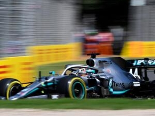 Hamilton, Bottas lead the way for Mercedes at Australian GP