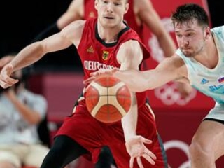 Doncic, Slovenia move into Olympic basketball semifinals