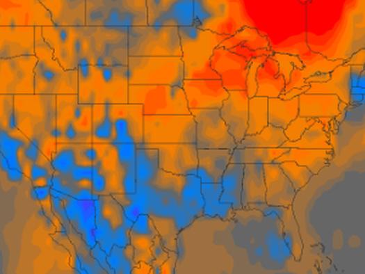 Natgas Futures Surge As Imminent Heatwave Sparks A/C Demand Anticipation