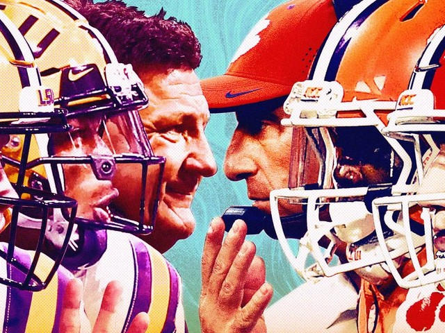 The College Football Playoff Title Game Is a Battle Between Destiny and Dynasty