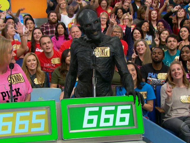No, A Demon Did Not Bid $666 On 'The Price Is Right'