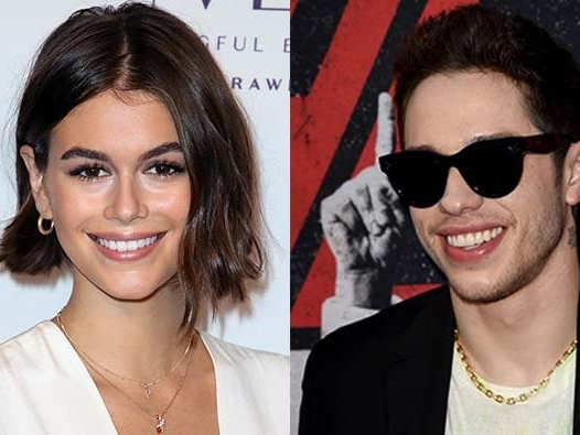 Pete Davidson And Kaia Gerber's Friends Warning Them To 'Pump The Brakes'?