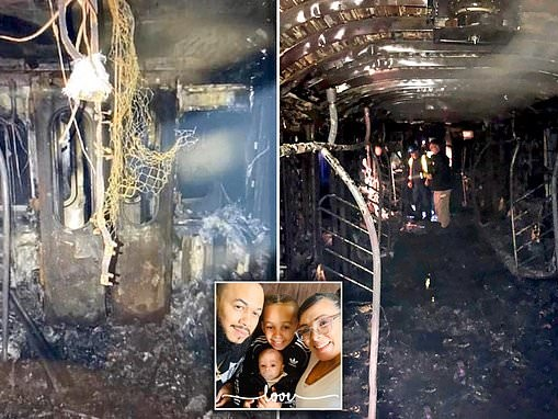 HERO subway driver in NYC was killed by fire the same day his two coworkers died of coronavirus