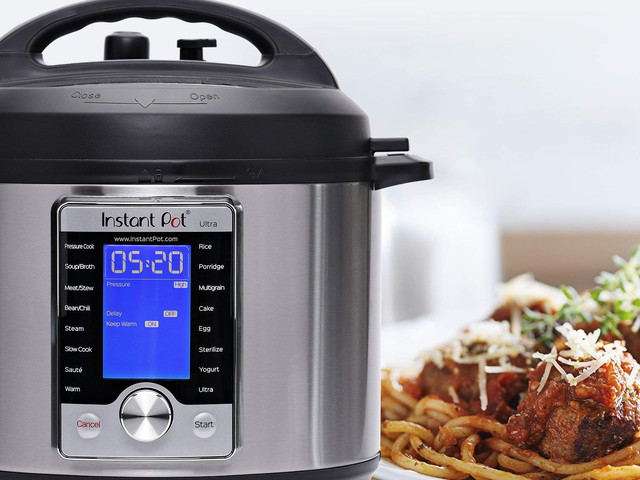 Instant Pot Ultra has never been as cheap as it is for Black Friday 2019, with discounts up to $85