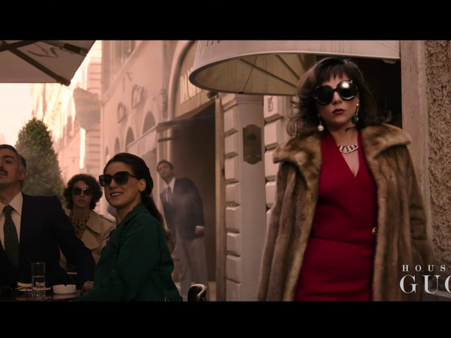 Watch Lady Gaga and Adam Driver in the First 'House of Gucci' Trailer