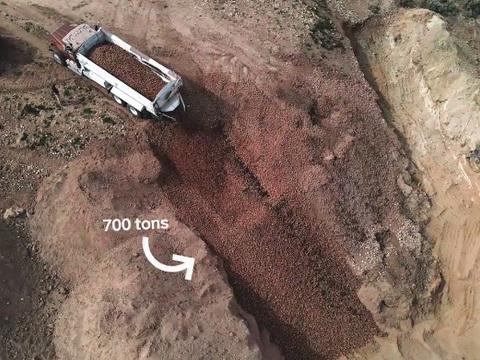 COVID Impact - 1.5 Billion Pound Potato Mountain Trapped In Supply Chain