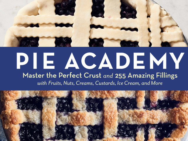 Can't Make a Pie? Don't Panic! 'Pie Academy' Cookbook Comes To The Rescue
