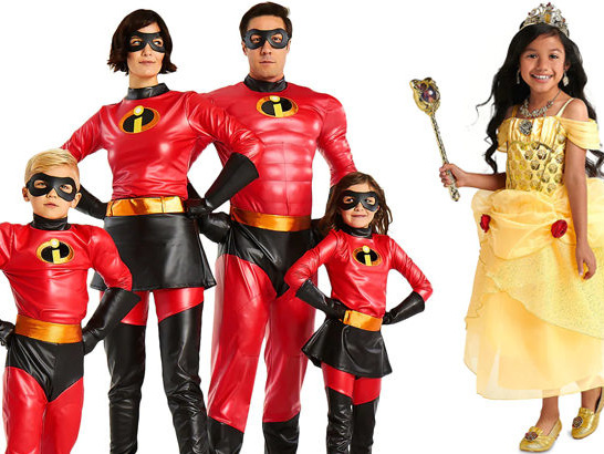 Disney Store: Up to 40% Off Halloween Costumes & Accessories