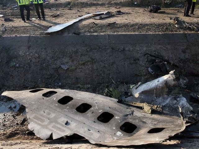 Ukraine-Bound Boeing Jet Crashes in Iran, Killing All on Board