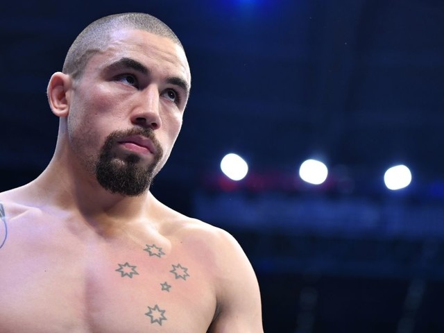 Whittaker calls on fans to ignore false rumors spread about him