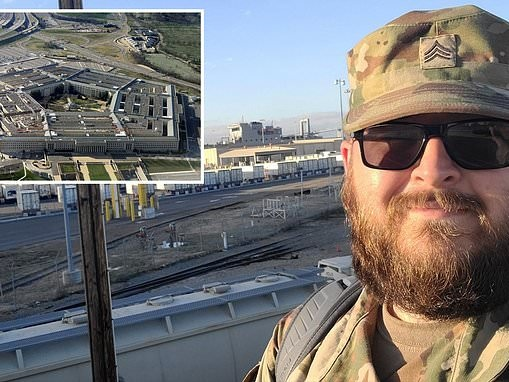 US Army allows first ever CHRISTIAN soldier to keep beard and long hair