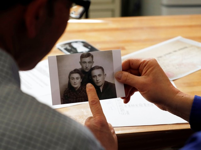 Facial Recognition Could Help Discover Fate of Holocaust Victims