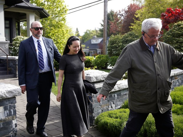 Extradition hearing of Huawei executive at the center of U.S.-Canada-China rift to open