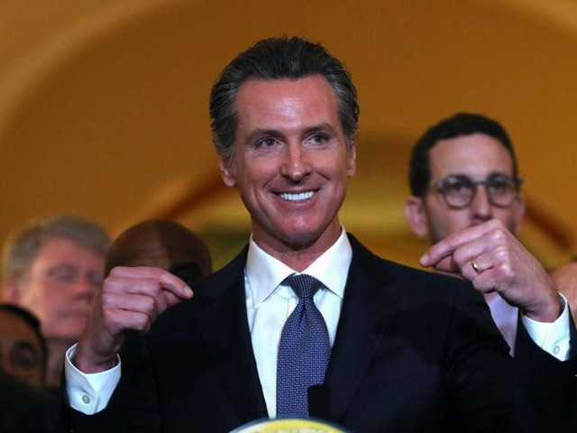 Gov. Gavin Newsom fights recall effort with millions in donations from Netflix CEO, 49ers owner, and other wealthy elites