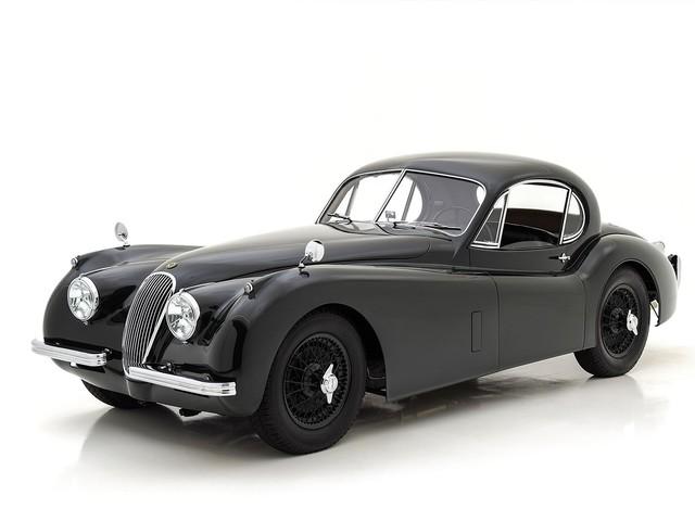 1954 Jaguar XK--120