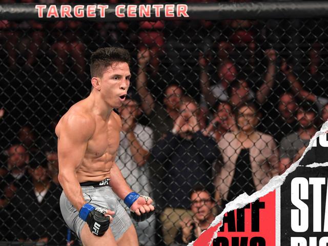 UFC Fight Night: Benavidez vs. Figueiredo staff picks and predictions
