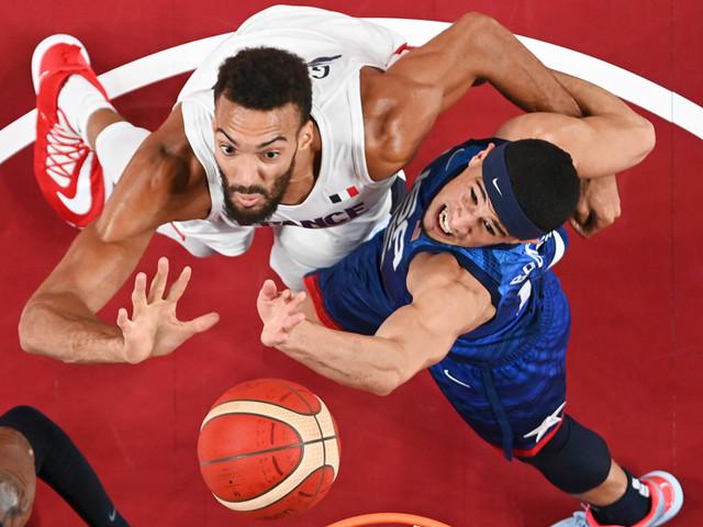 Olympics 2021: France Celebrates Surprise Victory Over U.S. Basketball Team