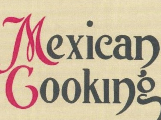 An Archive of Handwritten Traditional Mexican Cookbooks Is Now Online