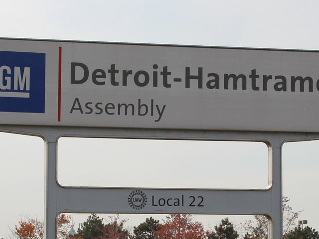 GM's Detroit-Hamtramck Plant Saved By UAW Agreement, Will Reportedly Build An Electric Pickup
