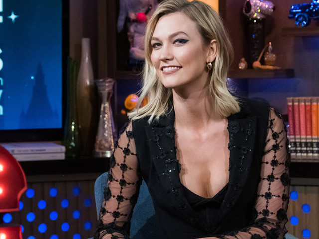 Karlie Kloss Confirms All Is Good Between Her & Taylor Swift!