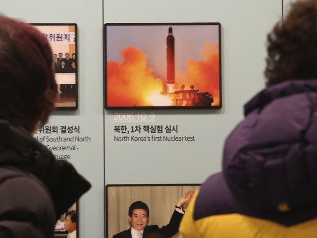 North Korea conducts second test at satellite site, to 'bolster nuclear deterrent'