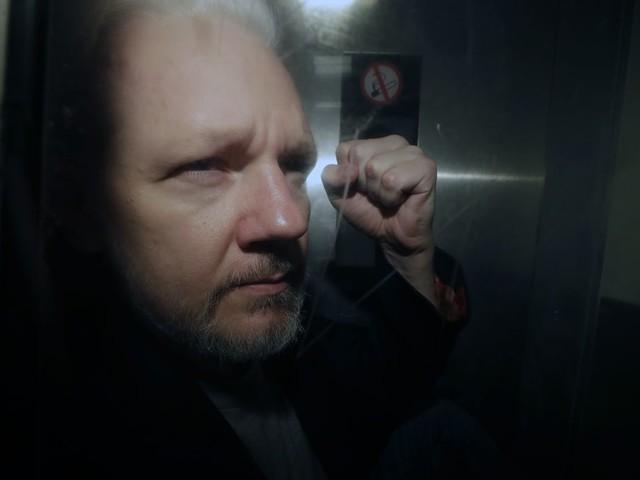 Julian Assange blocked from accessing evidence in WikiLeaks case, defense lawyer tells court