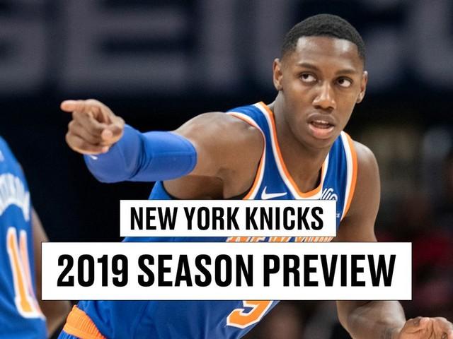 New York Knicks season preview 2019-2020